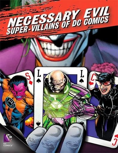 Necessary Evil Super-Villains Of DC Comics (2013)