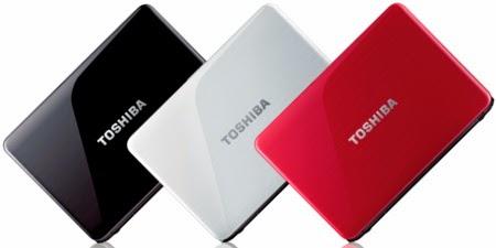 Spesifikasi laptop toshiba