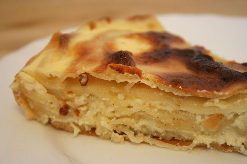 Romanian Food For Foreigners: Placinta Dobrogeana