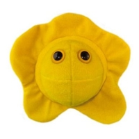 Giant Microbes Herpes (Herpes Simplex Virus 2) Plush Toy