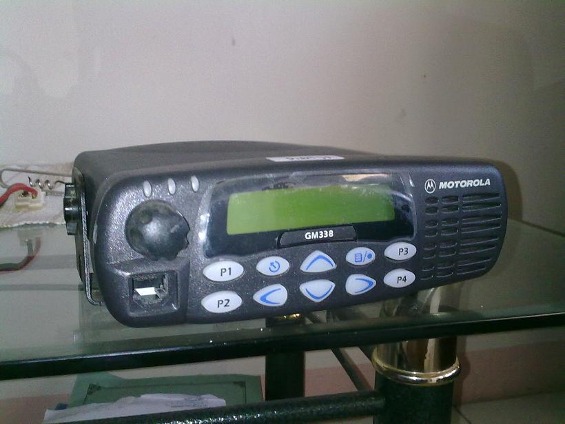 Setting Program Motorola Radio Gm338