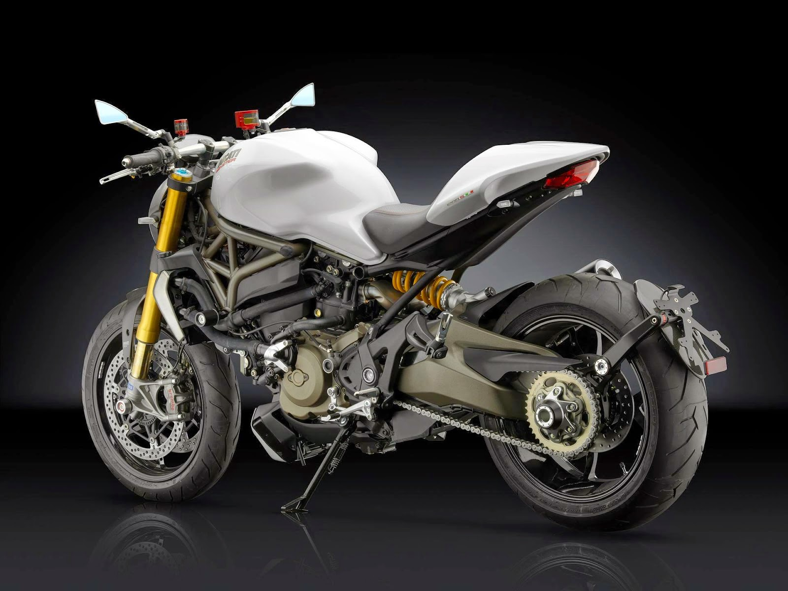 Hd Motorcycle Wallpaper Ducati Monster