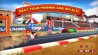 Joe Danger v1.0.2 for iPhone/iPad