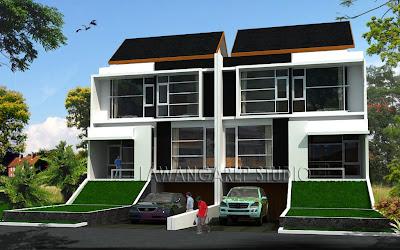 Bentuk Rumah Modern