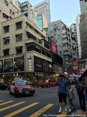 Shopping in HK, shopping in tsim sha tsui, things to do in hong kong, granville road street view, shopping spree