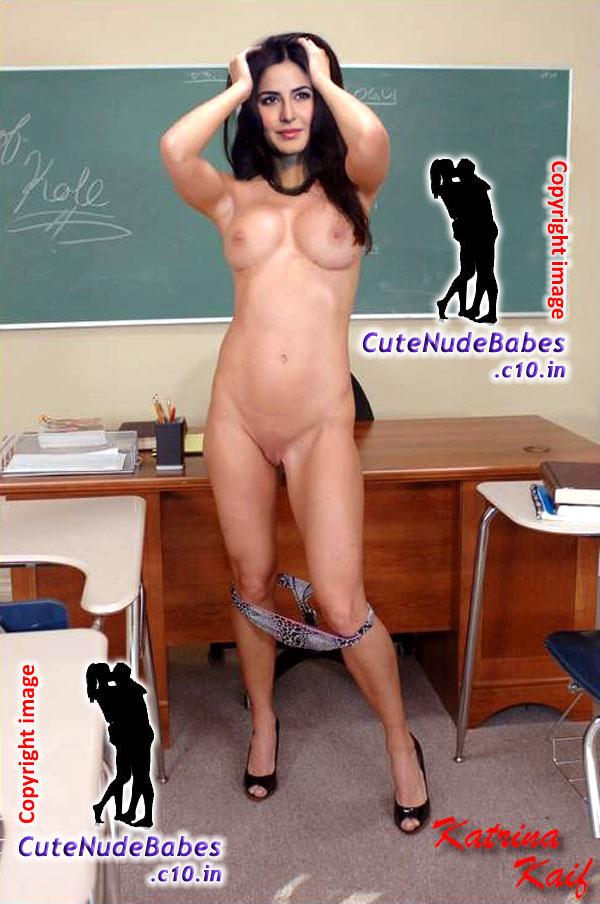 Naked Katrina Kaif Nude