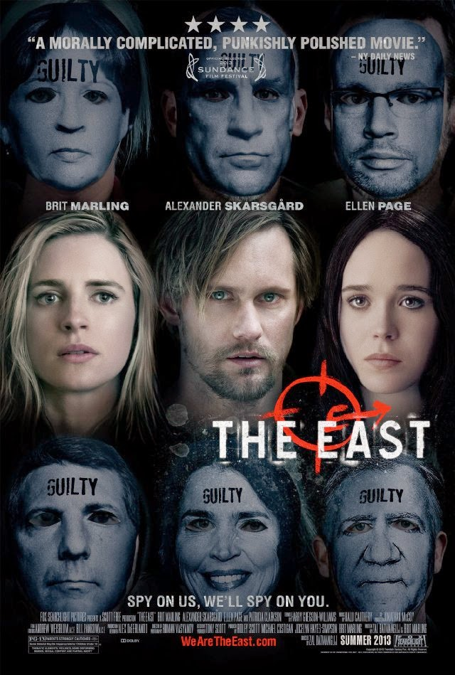 La película The East