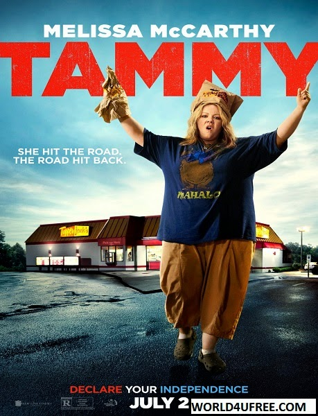 Tammy 2014 BluRay 300mb 480p ESub