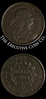 Half Cent