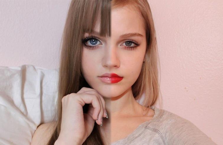 La Barbie humana [Fotos impresionantes]