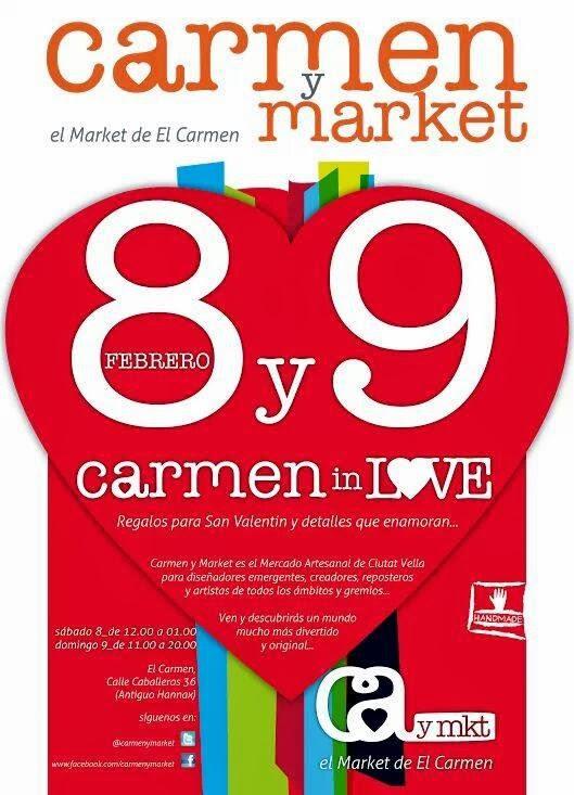 CARMEN Y MARKET - valencia, febrero 2014