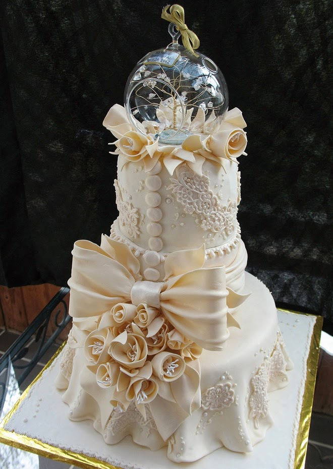 Best Wedding Cakes of 2013 - Belle The Magazine