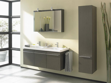 Muebles de ba o siempre intactos vida para tu espacio for Gabinetes para banos modernos
