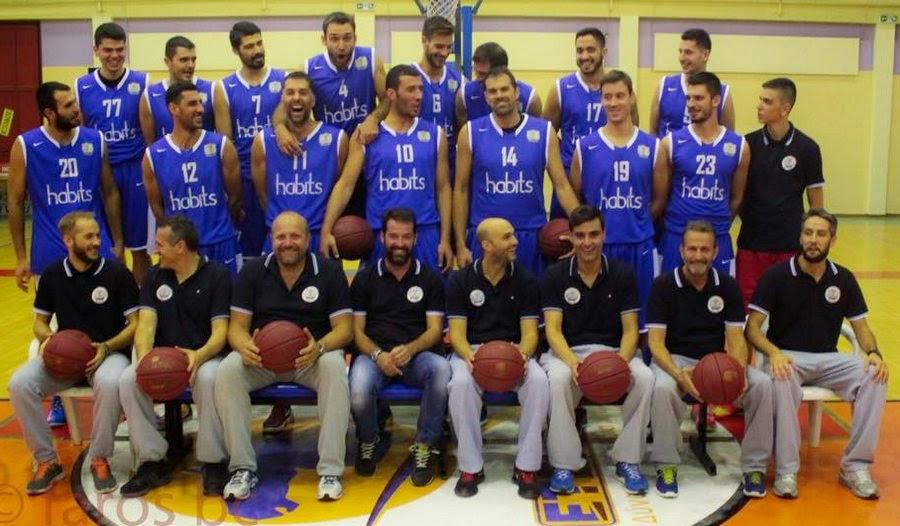 Faros bc 2014 - 2015