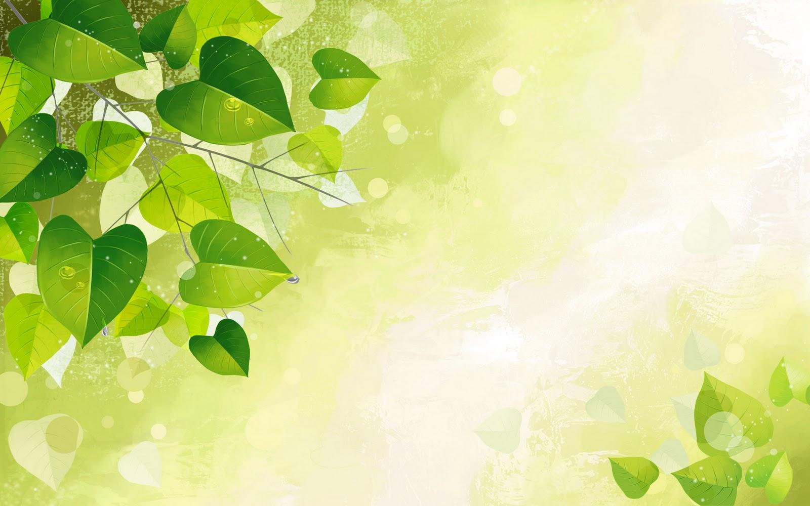 MATIN LUMINEUX: Vert, la couleur de l'Espoir !