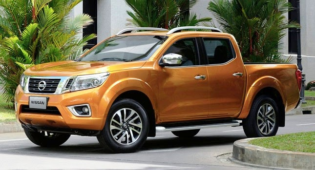 Güncel Nissan Navara