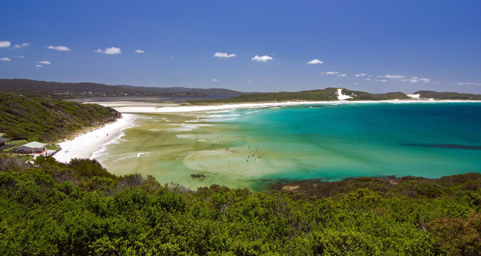 Denmark Australia  City pictures : Ocean's Beach Denmark Western Australia | Blog Sharon Zalac Travel ...