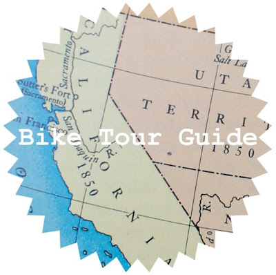 d.i.y. bike tour guide