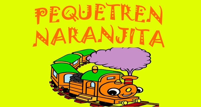 Pequetren Naranjita