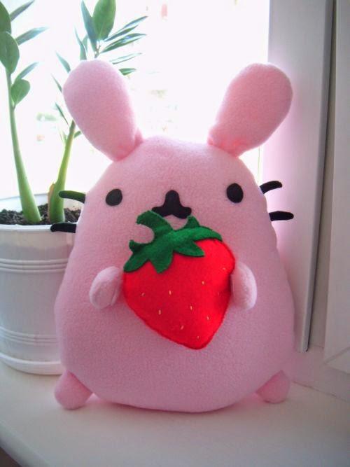 Pusheen bunny