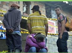 Colombia: 12 personas fallecen atrapadas en una mina subterránea de carbón