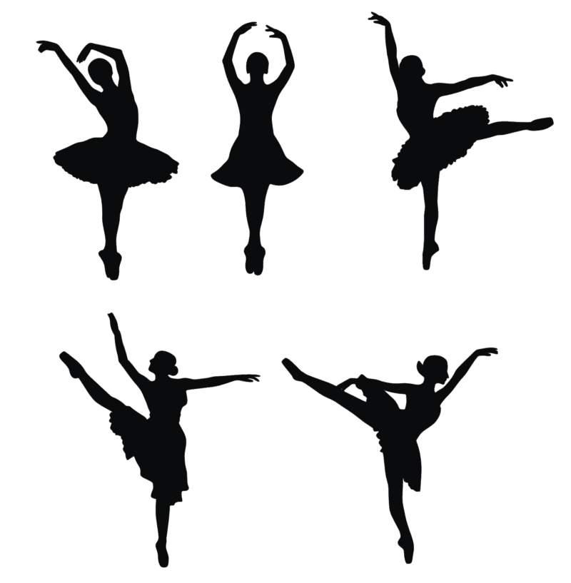 Как делать балерины из бумаги своими руками