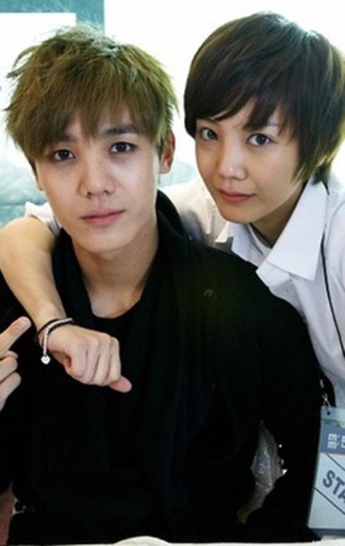 go eun ah and park yoo hwan dating