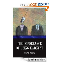 Free: The Importance of Being Earnest by Oscar Wilde