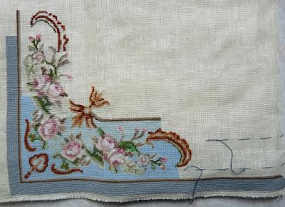 Tapis,Miniature,Savonnerie,Petit Trianon