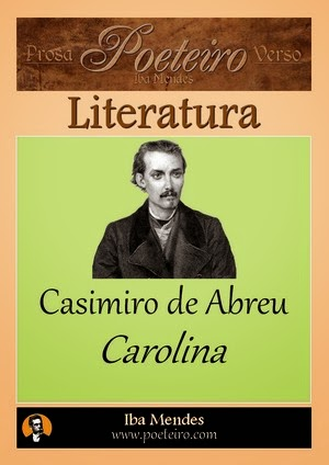 Carolina, de Casimiro de Abreu