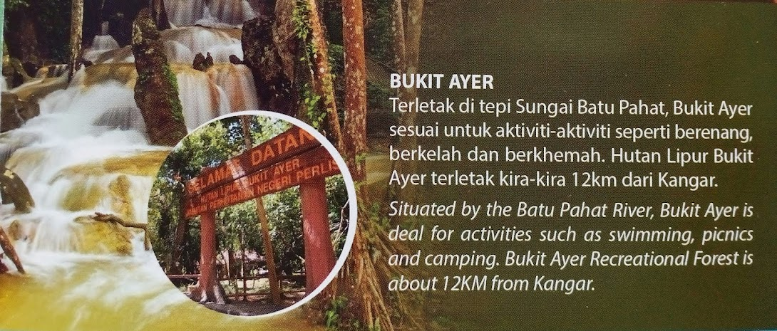 Bukit Air Jungle Waterfall