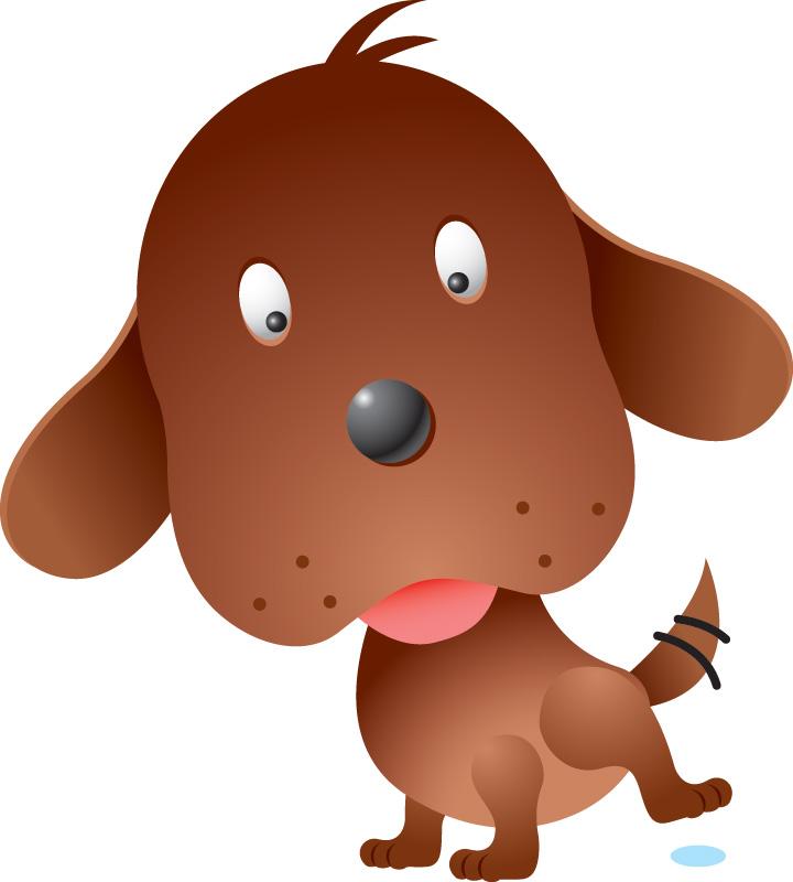 caricaturas de un perro:
