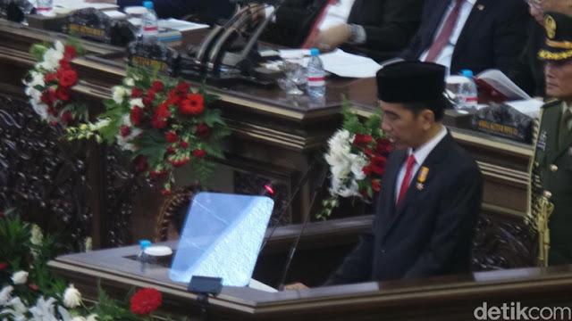 Fahri: Pertama Dalam Sejarah Indonesia, Presiden Menyampaikan Tiga Pidato
