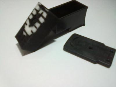cartucho de tinta pg210 por dentro