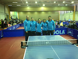 WOMEN TEAM-1st  IN QUALIFICATION ROUND FOR 1st DIVISION