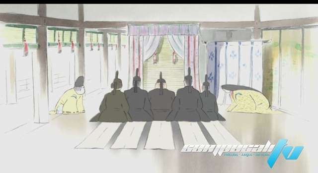 The Tale of Princess Kaguya 1080p Latino