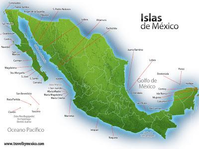 Ilhas do México