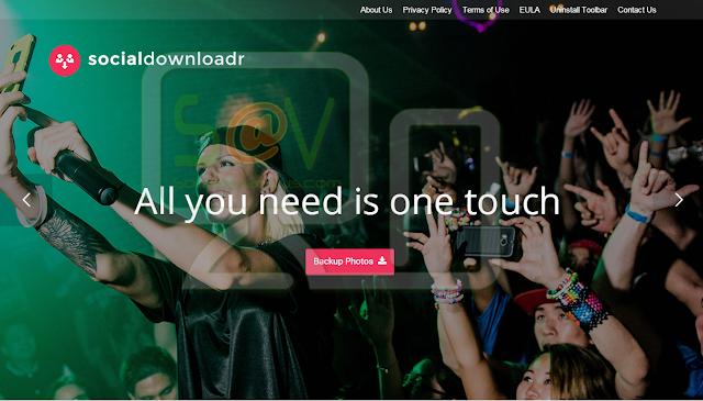 SocialDownloadr Toolbar