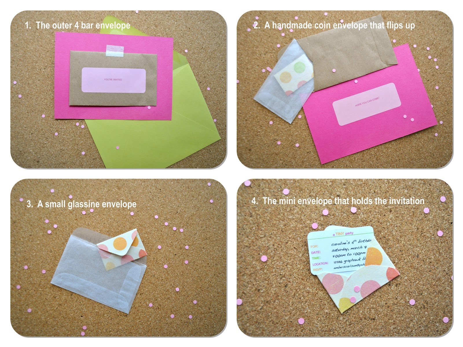 paper pastries: Guest Post - Party Invitations