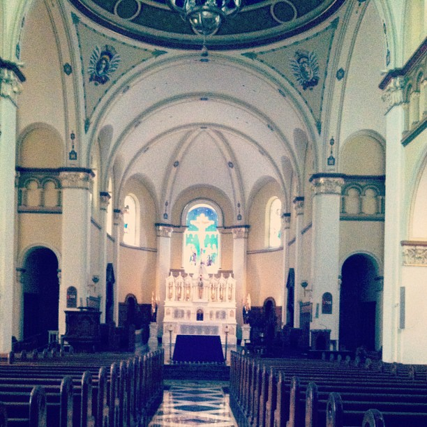 Chapel of the Immaculate Conception, Mount St. Mary's University, Catholic university, catholic chapel, Mount, Catholic wedding, Catholic wedding blog, Catholic wedding planning, Catholic bride, Catholic marriage prep