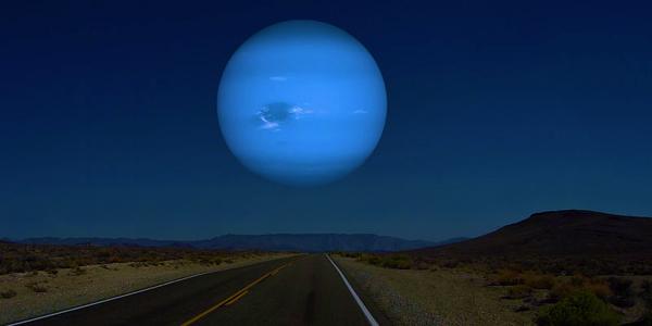 29 августа 2014 планета Нептун в противостоянии с Солнцем и в максимальном сближении с Землей | Увидим ли хоть что-нибудь на этот раз? | астрономическая статья Андрея Климковского