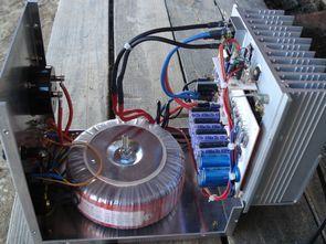 250w 2x35 Volt Smps Devresi Atx Psu Modifiye Elektronik Devreler Picture.