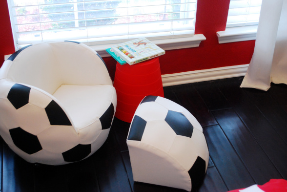 This Is Some Resource For Soccer Decorations For Bedroom. This Is Some Bedroom  Design Ideas That Will Create A Calming, Relaxing Space.