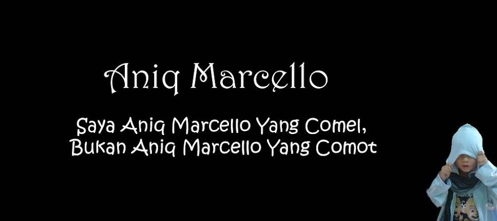 Aniq Marcello