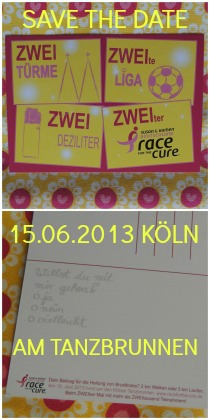 2. Race for the Cure® in KÖLN