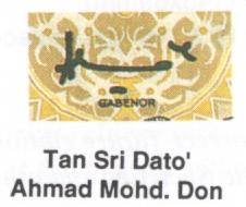 Ahmad Mohd Don