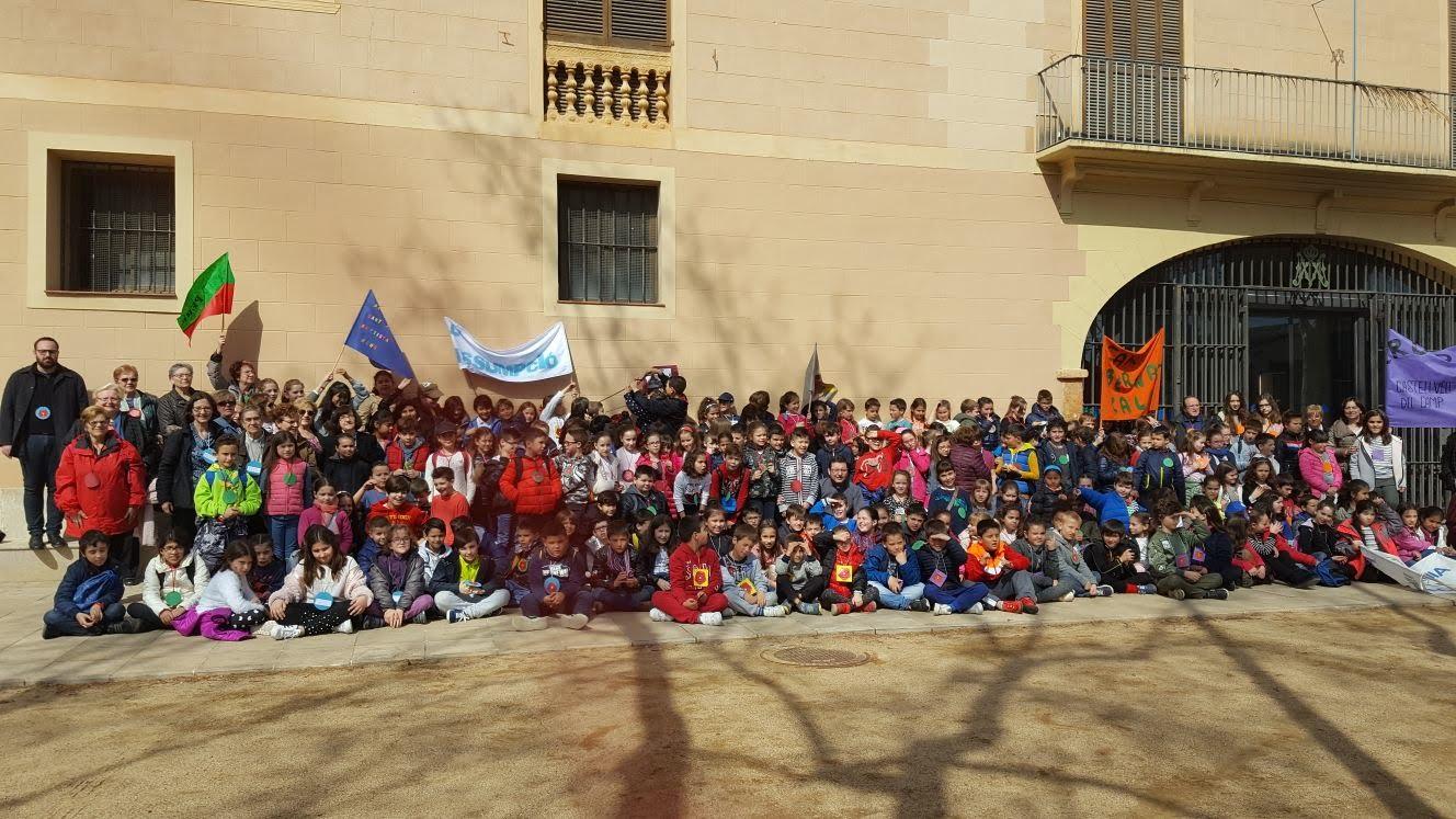 Trobada dels alumnes de 2n curs de Catequesi Reus (10-3-2018)