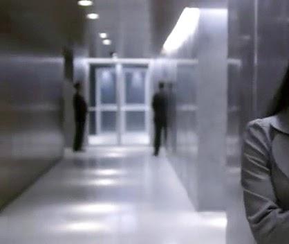 Como poderia ser o corredor secreto