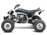 2013 Yamaha Raptor YFZ450R ATV pictures 4