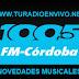 Escuchar Radio 100.5 FM CORDOBA - TODA LA MUSICA ONLINE